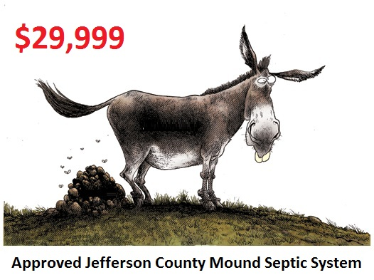 Approved Jefferson County Mound Septic System